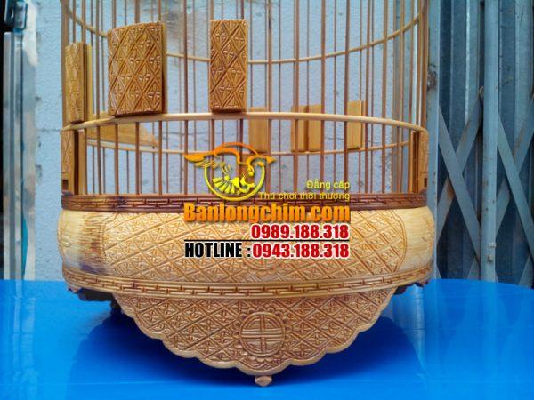Lồng yến chiện hạt gạo
