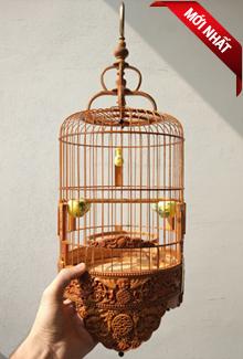 Lồng khuyên chim hoa